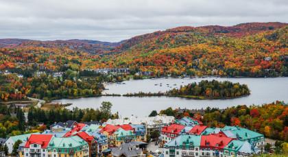 Mont-Tremblant in Kanada