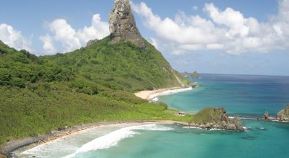 Destination Fernando de Noronha in Brazil