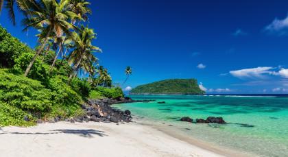 Upolu in Samoa