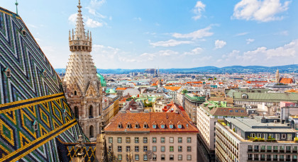 Destination Vienna in European Cities