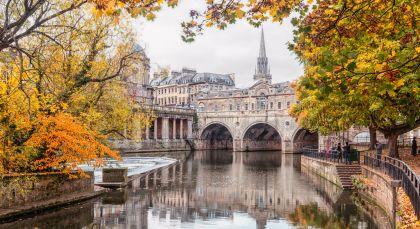 Destination Bath in UK & Ireland