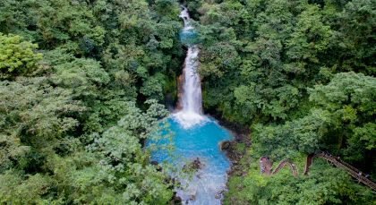 Destination Tenorio/Rio Celeste in Costa Rica