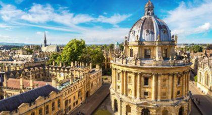 Destination Oxford in UK & Ireland