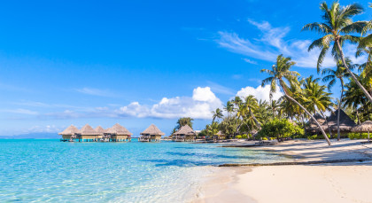 Bora Bora in Französisch Polynesien