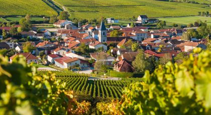 Destination Champagne Region in France