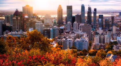 Montreal in Kanada