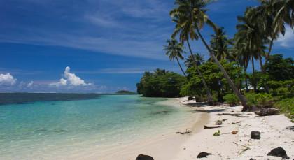 Savaii in Samoa