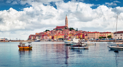 Destination Rovinj in Croatia & Slovenia