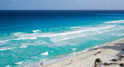Cancún in Mexiko