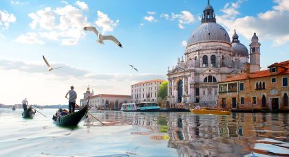 Destination Venice in Italy