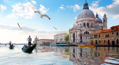 Destination Venice in Italy