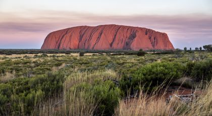 Destination Ayers Rock/ Uluru in Australia