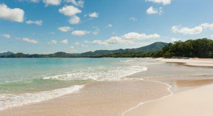 Nördliche Pazifikküste in Costa Rica
