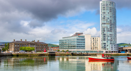 Destination Belfast in UK & Ireland