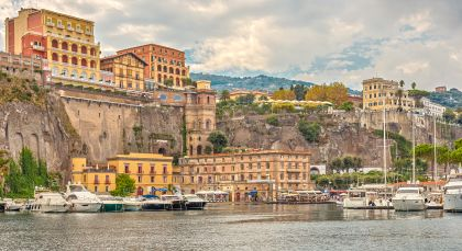 Destination Sorrento in Italy