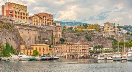 Destination Sorrento in Italy