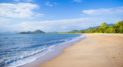 Destination Palm Cove in Australia