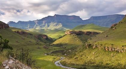 Destination Northern Drakensberg in South Africa