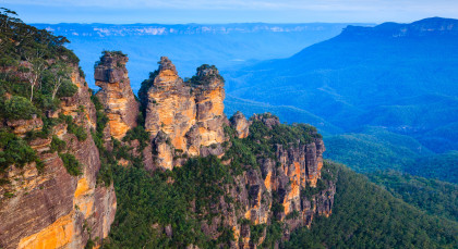 Destination Blue Mountains in Australia