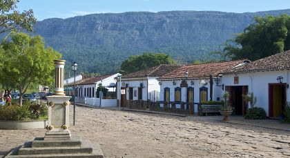 Tiradentes in Brasilien