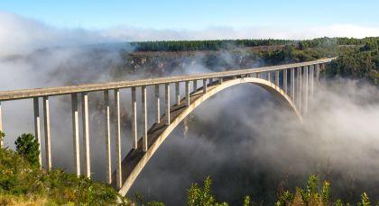 Destination Tsitsikamma National Park in South Africa