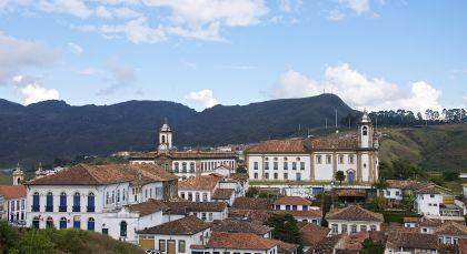 Ouro Preto in Brasilien