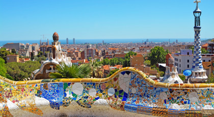Destination Barcelona in Spain