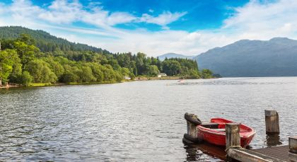 Destination Loch Lomond in UK & Ireland