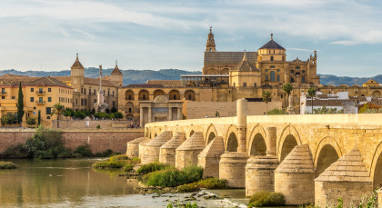 Destination Córdoba in Spain
