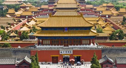 Destination Beijing in China