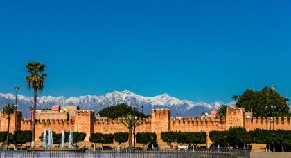 Destination Taroudant in Morocco