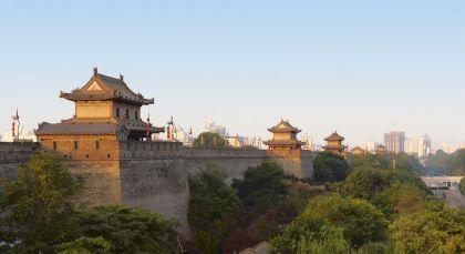 Destination Xi'an in China