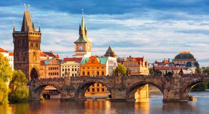 Destination Prague in European Cities