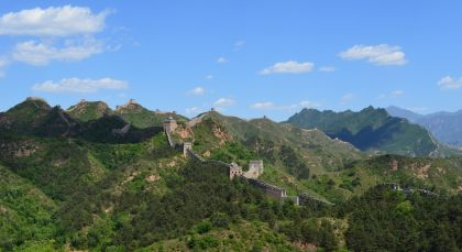 Destination Chengde in China