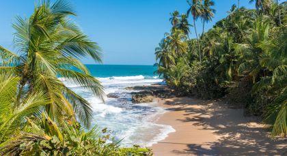 Puerto Viejo in Costa Rica