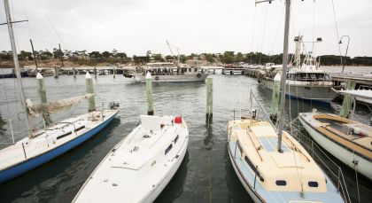 Destination Port Campbell in Australia