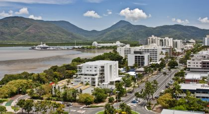 Destination Cairns in Australia