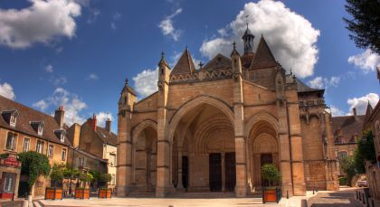Destination Burgundy Region: Beaune in France