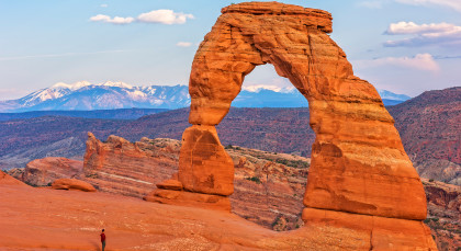 Destination Moab in USA