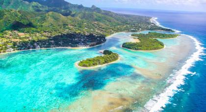 Destination Rarotonga in Cook Islands