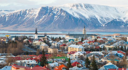 Destination Reykjavík in Iceland