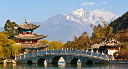 Lijiang in China