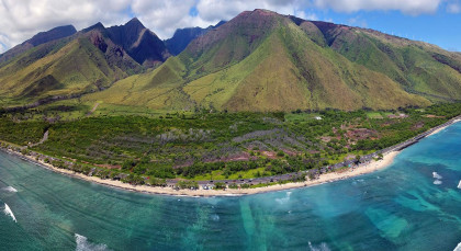 Destination Maui in Hawaii
