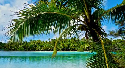 Atiu in Cook Inseln