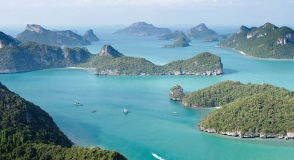Destination Koh Samui in Thailand