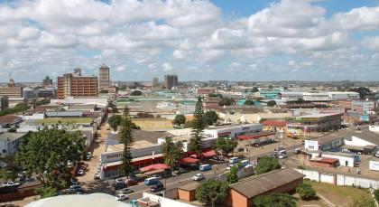 Lusaka in Sambia