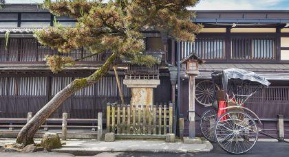 Destination Takayama in Japan