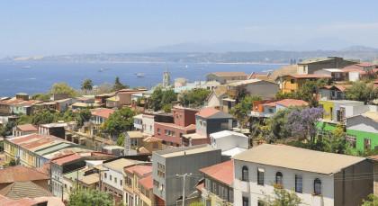 Destination Valparaíso in Chile