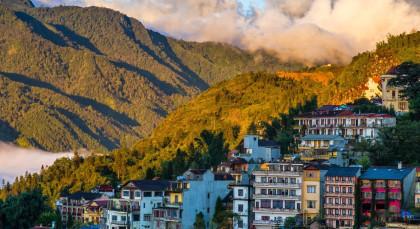 Destination Sapa & The Tonkinese Alps in Vietnam