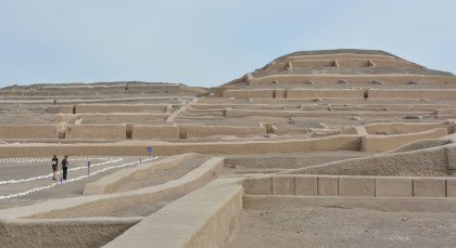 Destination Nazca in Peru